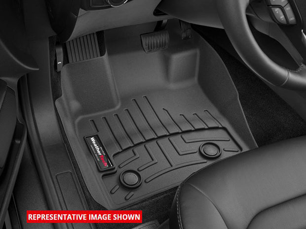 C8 Corvette Stingray WeatherTech Floor Liners - Floor Mats
