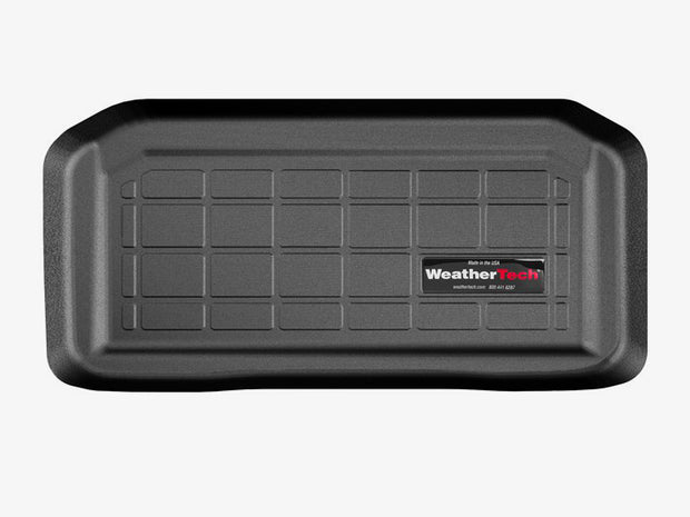 C8 Corvette Weathertech laser measured trunk mat cargo mat