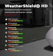 C8 Corvette Stingray Weathershield HD