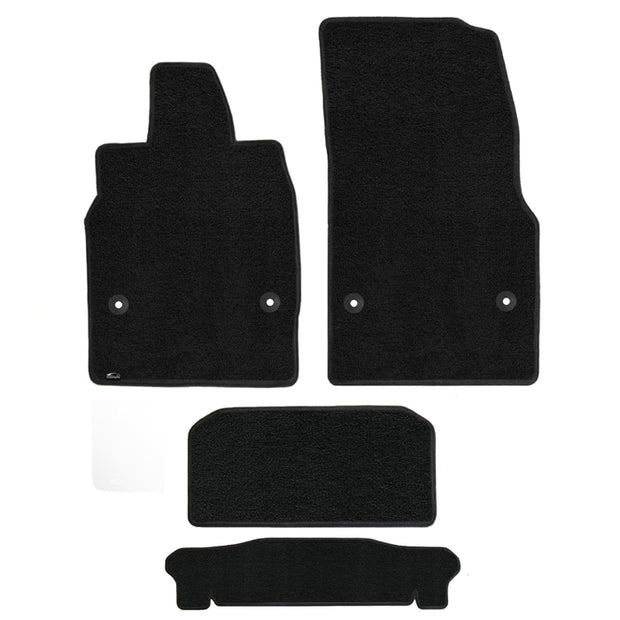 Lloyd Mats C8 corvette Velourtex Floor Mats