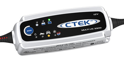 CTEK US 3300 Corvette Battery Charger 56-158