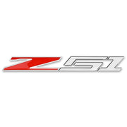 Chrome Z51 Emblem - C7 Corvette Stingray