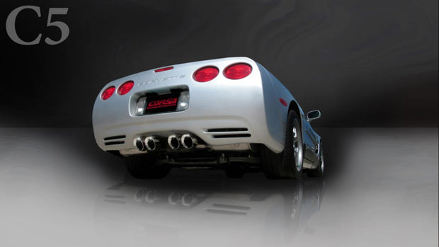 C5 Corvette Corsa Cat Back Exhaust