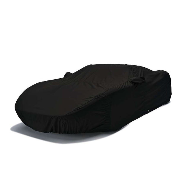 Covercraft black ultrtect c8 corvette car cover