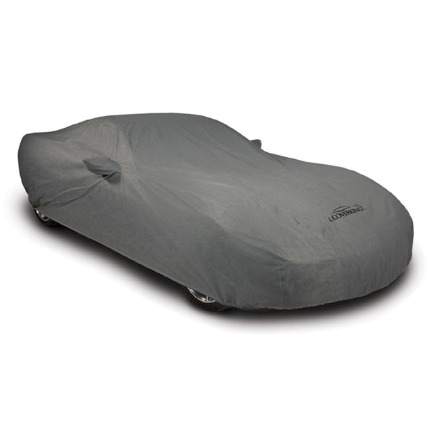 Coverking Coverbond 4 C8 Corvette Gray Car Cover