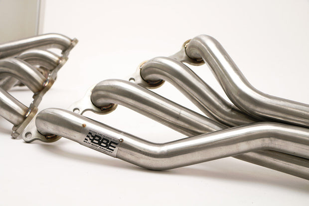 FCOR-0448 B&B Long Tube Headers - C6 Corvette Grand Sport