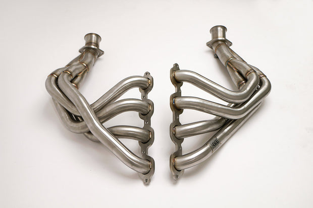 FCOR-0655 C7 Corvette Shorty Headers Billy Boat