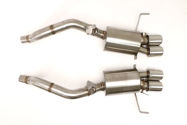 FCOR-0665 C7 Corvette Billy Boat Fusion Exhaust