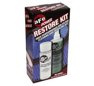 90-50001 afe filter cleaning kit