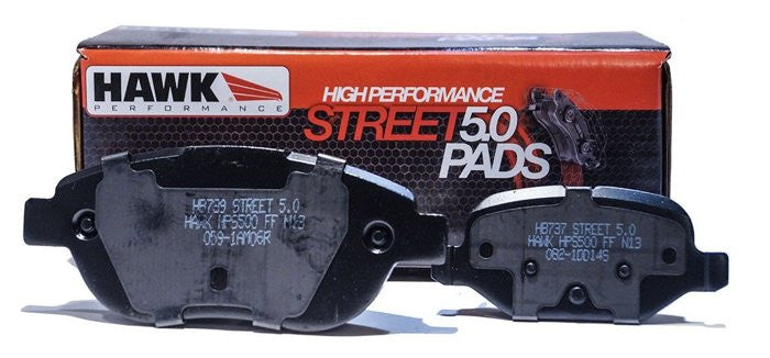 Hawk Brake Pads >> C5 Corvette Hawk Brake Pads Hps 5 0 Front