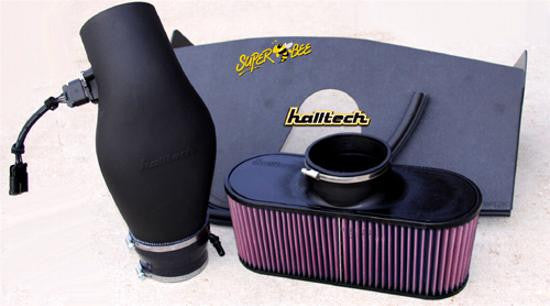 Halltech Killer Bee MF103R C6 Corvette Intake