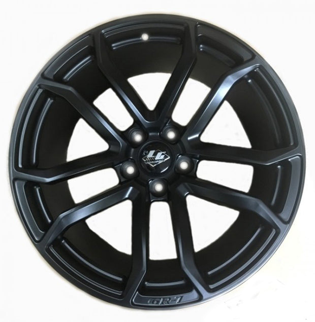 LG Motorsports GR7 Wheels for the C7 Corvette Grand Sport and Z06