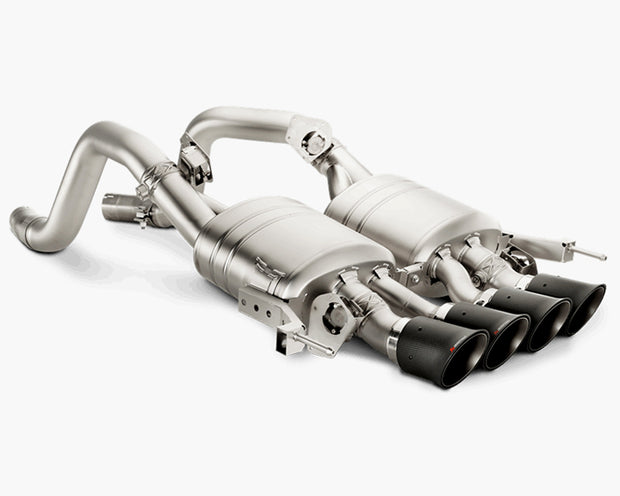 MTP-CO-T1-2 akrapovic C7 Corvette Z06 Exhaust