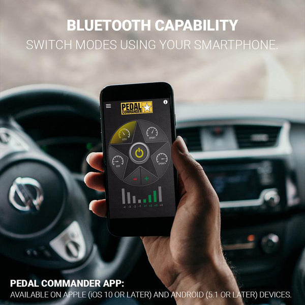 PC64 Pedal Commander Bluetooth for the C6 Corvette