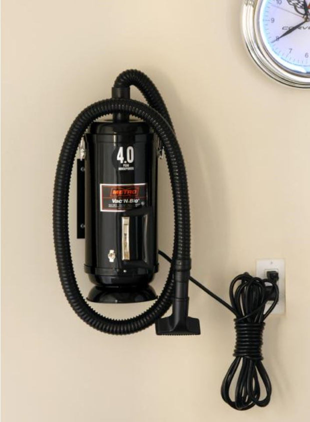 Metro Vac Wall Mount