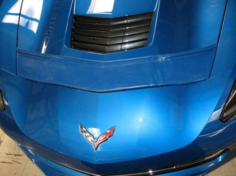 C7 Corvette Z06 Speed Lingerie Hood Cover