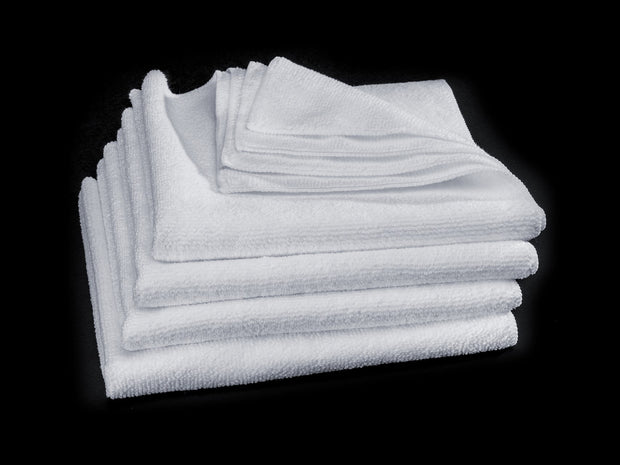8awcc1 Weathertech Techcare Microfiber cleaning cloth - corvette