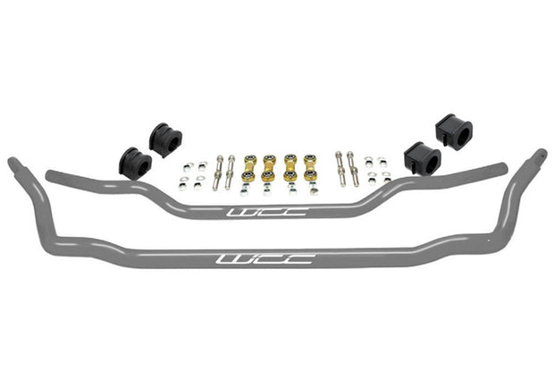 33110052 C5 Corvette Stage II Sway Bars West Coast Corvette