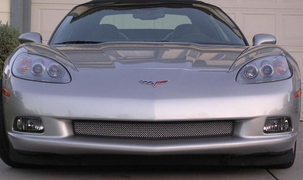 c6 corvette lower radiator grille