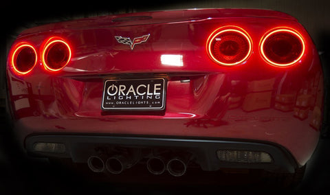 c6 corvette oracle afterburner tail light kit