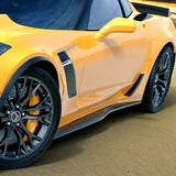 c7-corvette-z06 side-rockers - ACS Composite