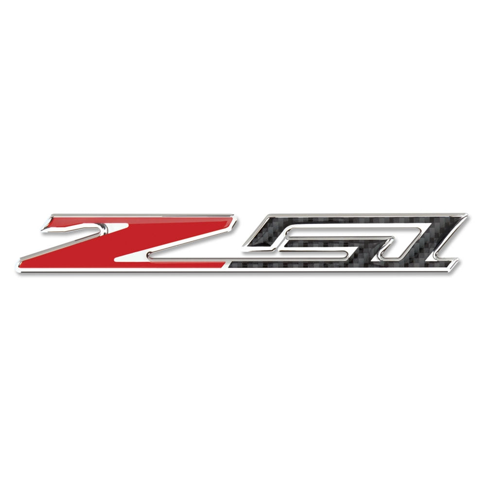 C7 Corvette West Coast Corvette Z51 Emblem - Domed - 3 Inch