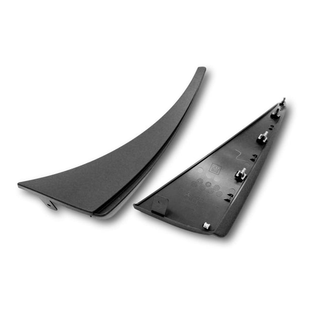 c7 corvette acs rear splash guards
