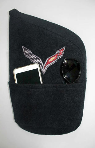 c7 corvette center console cover