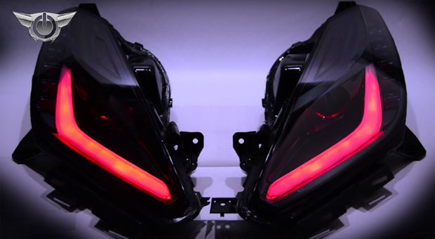 c7 corvette oracle DRL COLORSHIFT headlights