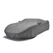c8 corvette sunbrella car cover grey