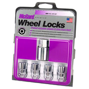 corvette lug nut wheel locks
