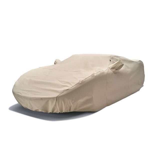 covercraft evolution car cover for the C7 Corvette Stingray