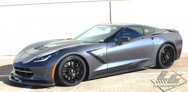 g7 splitter c7 corvette stingray