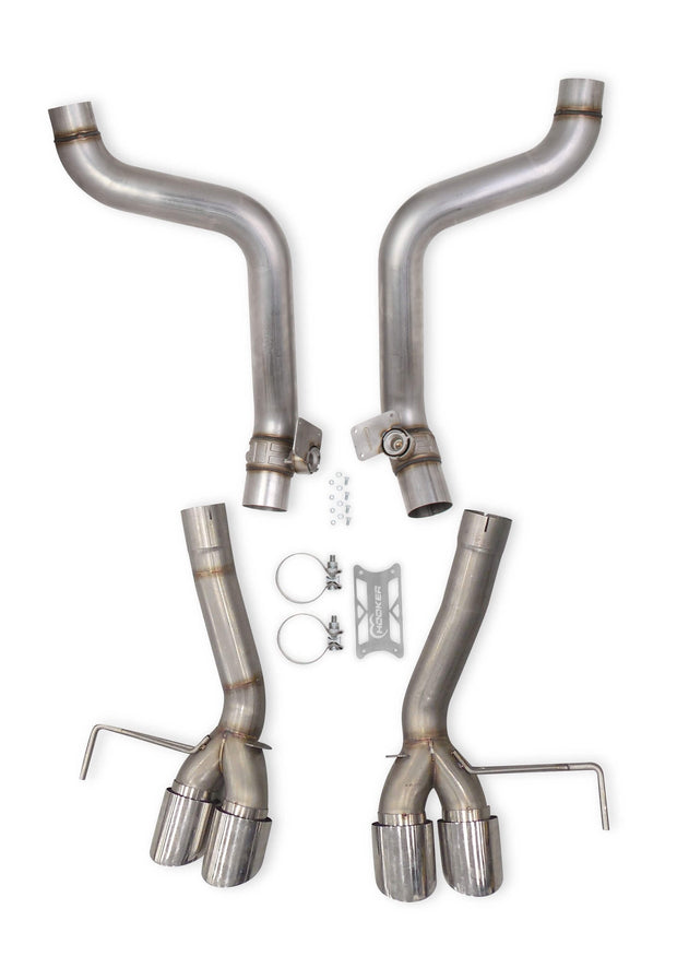 hooker 70401320-RHKR C7 Corvette Straight Pipes
