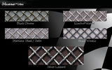 racemesh grilles finish option for the C6 Corvette