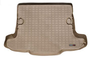 C5 Corvette tan Weathertech trunk mat