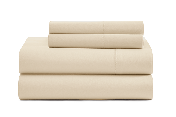 Organic Cotton Washed Sheet Set