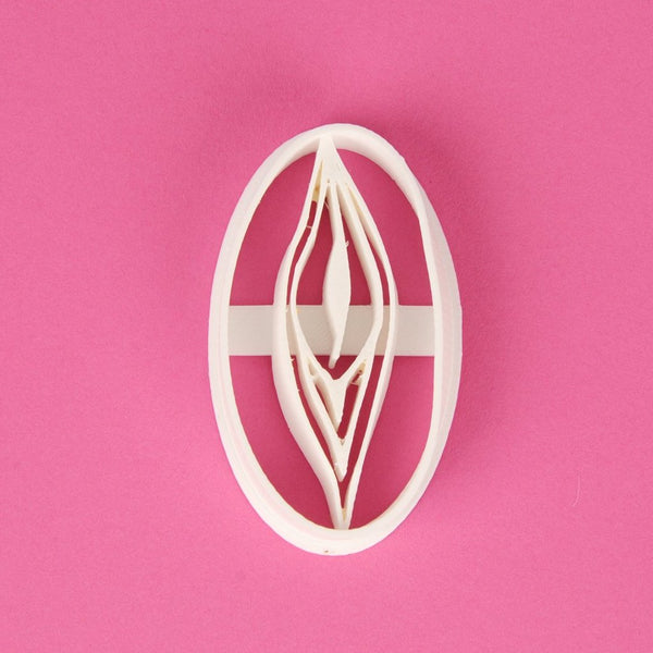 vagina cookie cutter pussy mould fanny cookie cutter