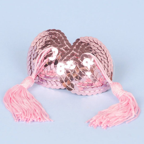 Heart Nipple Tassles