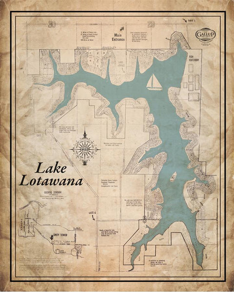 Lake Lotawana Collection