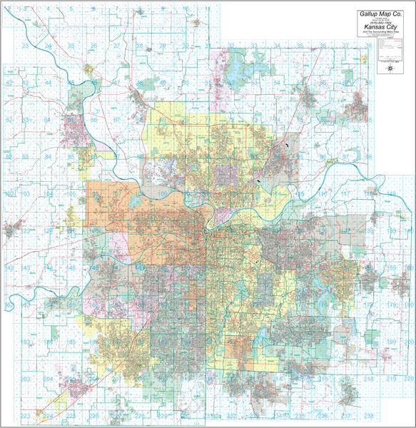 Business County Maps