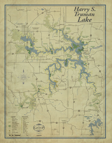 Welcome - Missouri lakes map