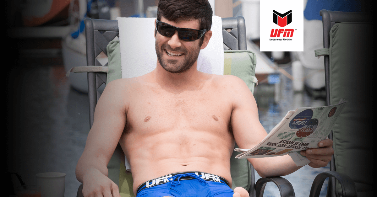 An Alternative to Jockstrap? Mens Underwear From UFM