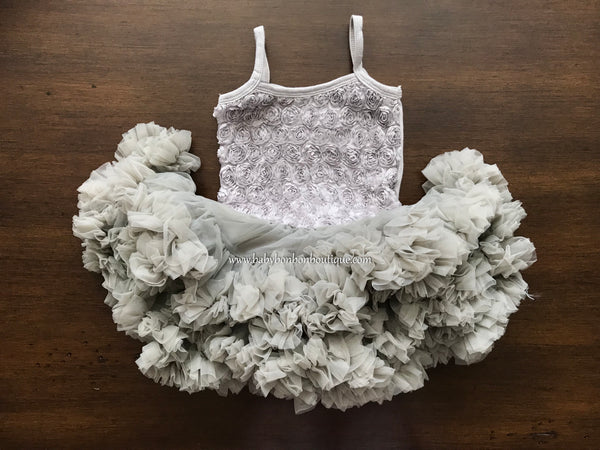 Baby Girl Fluffy Tutu Dress