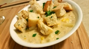 New England Cod Chowder
