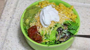 Sue's Burrito Bowl