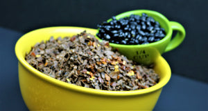 Chipotle Black Bean Flakes