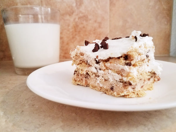 Cookie Dough Lasagna