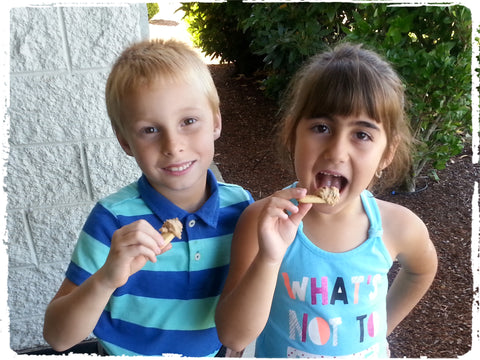 Kids & Cookie Dough Hummus