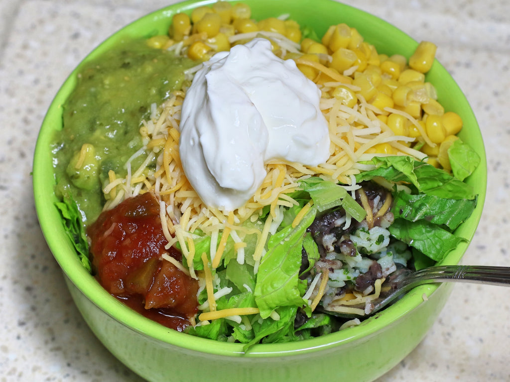 Burrito Bowl, Protein Bowl, Mexican Food